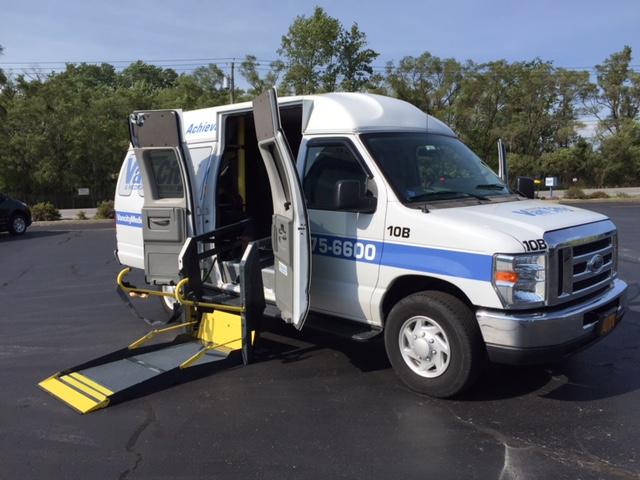 Wheelchair vans handicap vans buffalo wheelchair van for Motorized wheelchair rental nyc