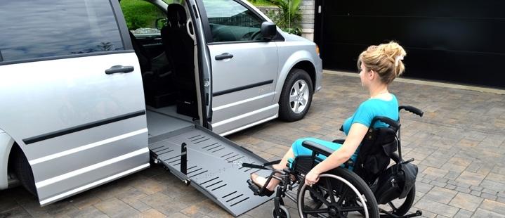 Adapt Solutions Wheelchair Power Pull Into Van Buffalo Ny