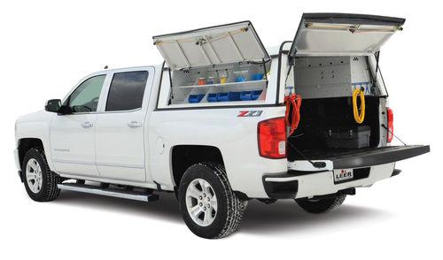 Leer Commercial Truck Caps Buffalo Ny Boulevard Van City